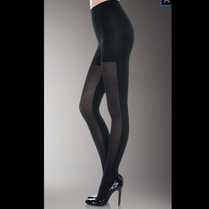 Spanx Double Take Tights - Size A in Very Black